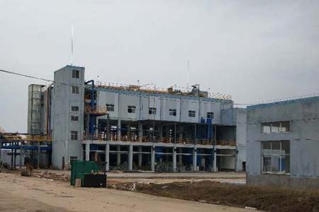 热烈庆祝本公司承接湖北三木化工有限公司(咸宁)厂区弱电工程