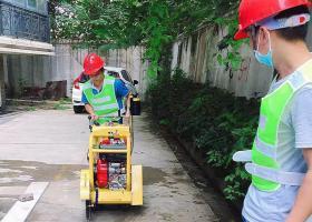 海绵城市建设项目——星田公寓给排水改造工程