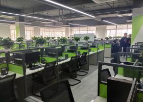 安徽迪科数金科技有限公司武汉职场弱电工程